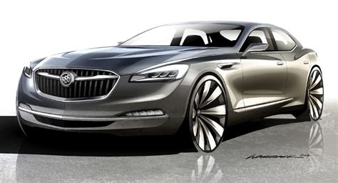 2018 buick lacrosse redesign future cars models