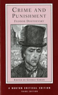 crime and a new translation books crime and by fyodor m dostoevsky fyodor