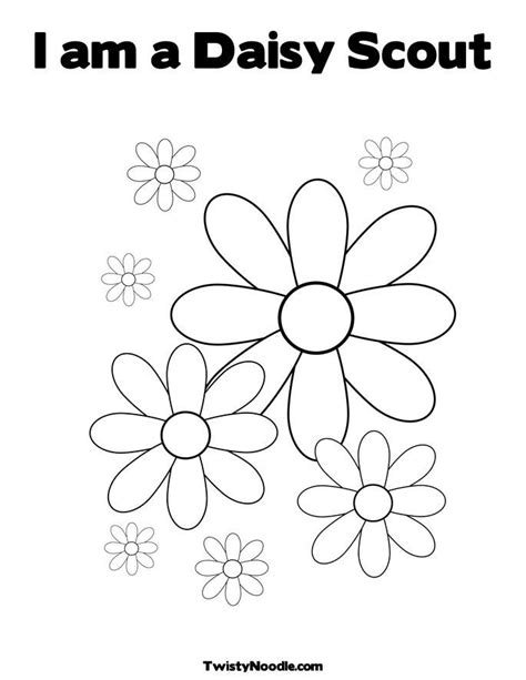 Girl Scout Law Coloring Pages Coloring Home Scout Coloring Pages For Daisies Printable