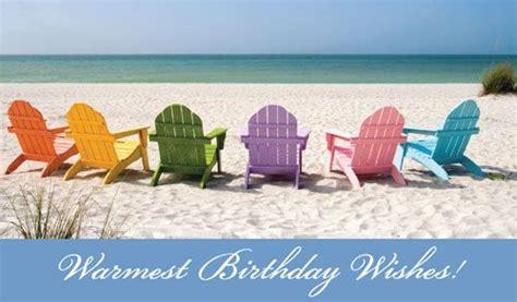 beach themed birthday ecards birthdays tropical beaches and beach chairs on pinterest