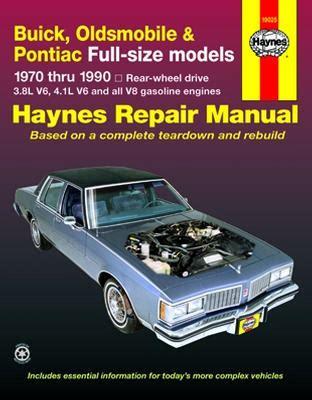 chilton car manuals free download 1986 pontiac parisienne electronic valve timing buick car manuals haynes clymer chilton workshop original factory car motorbike manuals