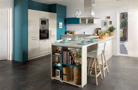 Exceptionnel Cuisines Ouvertes Sur Salon #5: idee-deco-cuisine-ouverte-sur-salon-cuisine-bicolore-salon-sur-ouverte-deco-idee-08020639-u.jpg