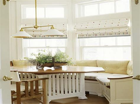 kitchen bay window seating ideas kitchen bay window affordable curtain ideas for bay