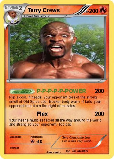 terry crews usmc has terry crews ever had a football card blowout cards