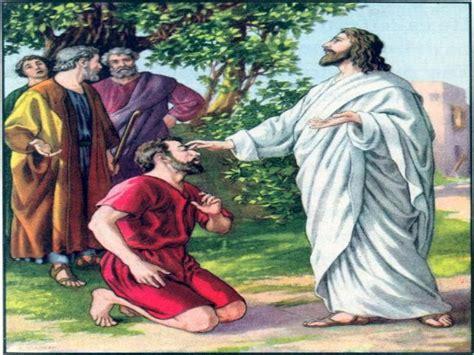 imagenes de jesus sanando un ciego cuadros de jes 250 s sanando a muchos obrerofiel