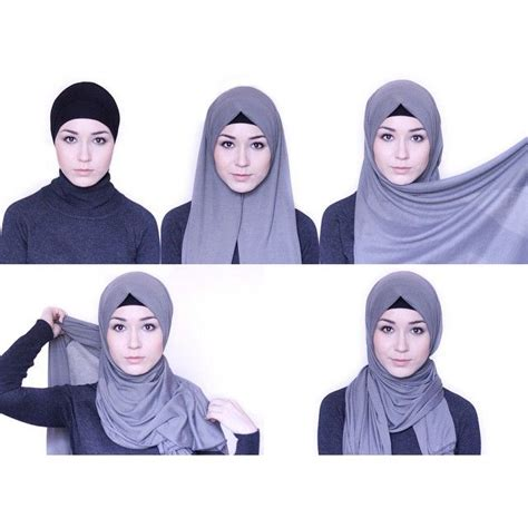 tutorial hijab simple ootd 114 best hijab tutorials images on pinterest hijab