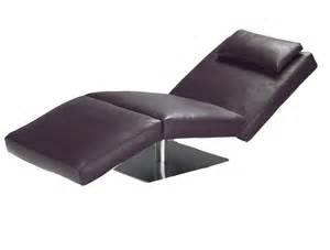 Leather Chaise Recliner Natuzzi Zeta Leather Chaise Lounge