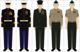 us marine corps uniforms by tenue de canada on deviantart