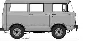 prototypes jeep fc commuter