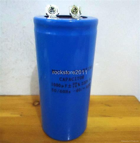 polarized vs non polarized capacitor non polarized capacitor cd60 1000uf 220vac china manufacturer
