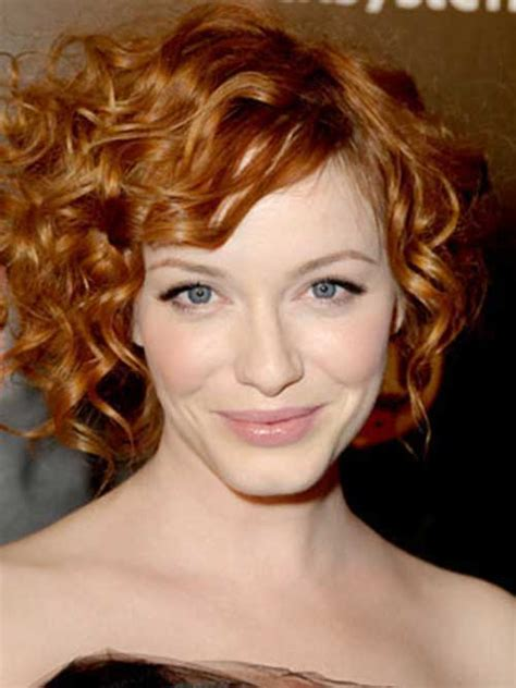 10 super short curly hairstyles for oval faces short