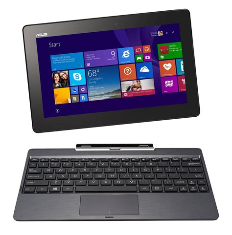 Asus Tablet Laptop Hybrid asus transformer 2 in 1 touchscreen laptop tablet hybrid