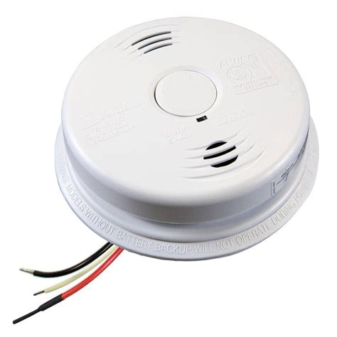 alert smoke and carbon monoxide alarm keeps going kidde worry free hardwired 120 volt interconnected