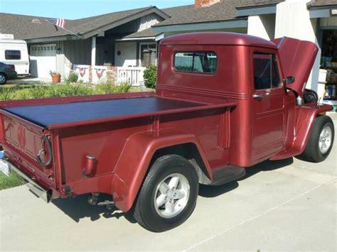 truck anaheim willys trucks ewillys