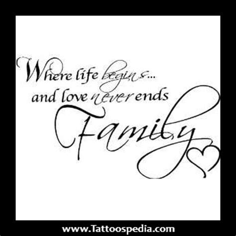 tattoo quotes on love and family family quotes tattoo image quotes at hippoquotes com