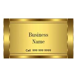 create my own business cards create your own business card gold zazzle