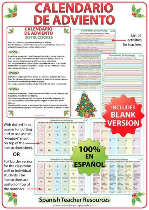 Calendario De Adviento Calendario De Adviento Advent Calendar