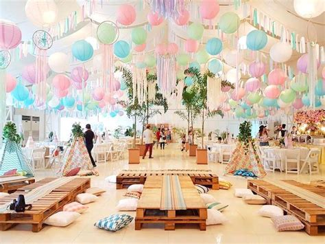 art themed events coachella music arts festival inspired birthday party on