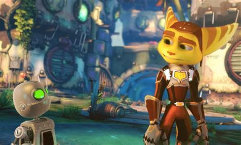 Ps4 Ratchet Clank Reg All ratchet and clank screenshot from ps4 or