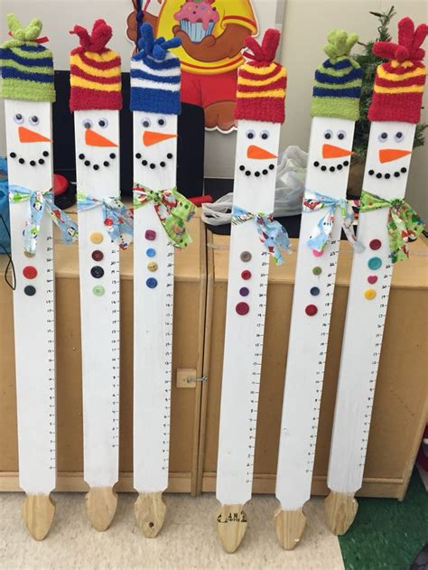 inexpensive student christmas gifts cheap and easy present from student to make for parents snowman snow gauges