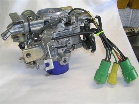 1988 Suzuki Samurai Carburetor Sell 1987 1988 Suzuki Samurai 1 3l Engine