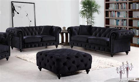 velvet sofa set designs 20 collection of black velvet sofas sofa ideas