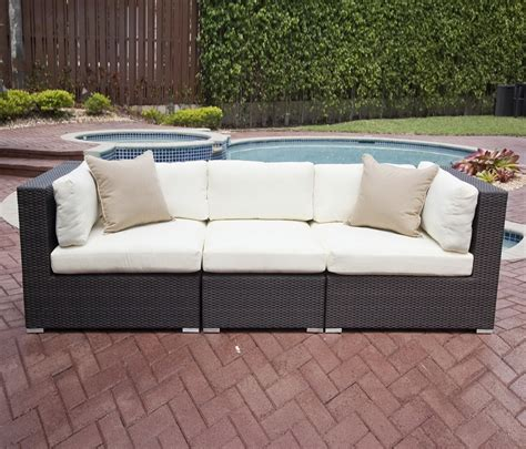 Replacement Patio Cushions Sunbrella by How To Take Mold Of Outdoor Sofa Cushions Front Yard