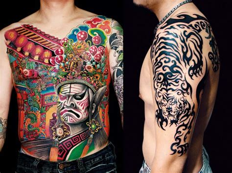 last gasp books chinese tattoo art