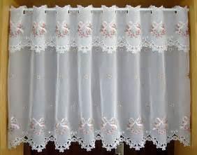 Window Treatments For Bow Window media cortina bordada cortina cenefa partici 243 n arco de