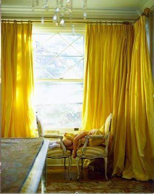 sunshine draperies showers of curtains in yellow panda s house