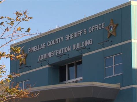 Pinellas County Sheriff Office On A 10 50 Traffic Stop by 7 Deputy Recruits Fired For On Exams Abcactionnews Wfts Tv
