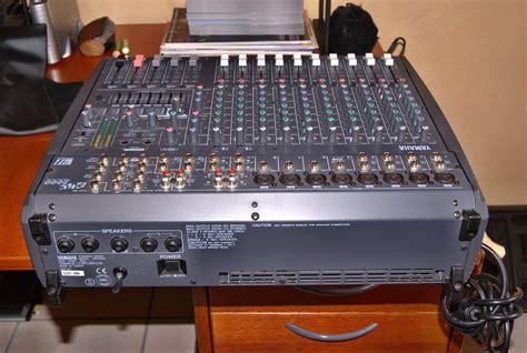 Mixer Yamaha Emx yamaha emx2000 image 284516 audiofanzine