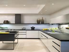Contemporary Style Kitchen Cabinets by The Variety Of Modern Kitchen Cabinets Designwalls Com