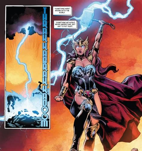 the women who were thor den of geek