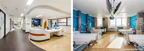 Auckland City Hospital Totara Ward   Resene Total Colour