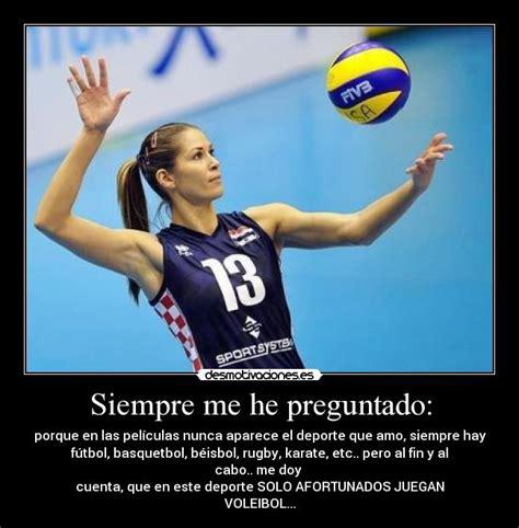 imagenes inspiradoras de voley i love voleibol desmotivaciones imagui