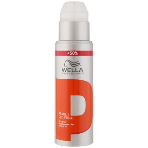 styling gel dry look wella professionals xxl dry pearl styler styling gel