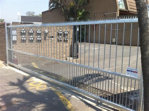 Garage Designs Steel Sliding Gates Master Gates Durban