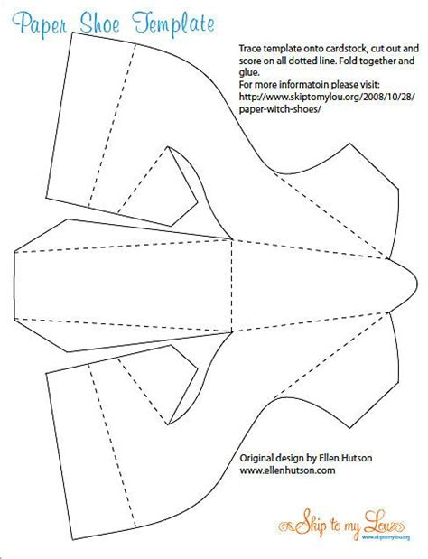 template for high heel shoe paper high heeled shoe template page 1 cardboard