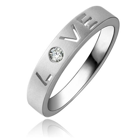 wedding band promise ring for