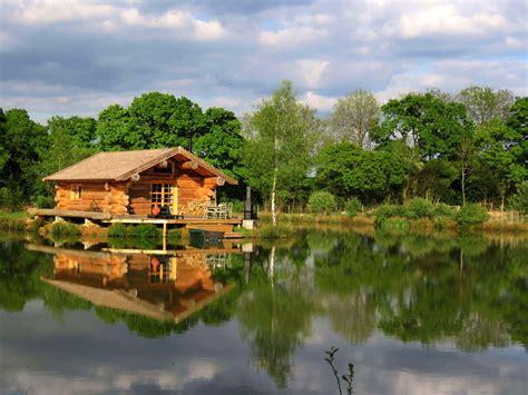 Log Cabin Breaks by Luxury Log Cabin Holidays And Breaks In The Uk
