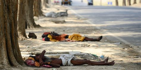 how is a in heat heat wave in india kills 500 huffpost