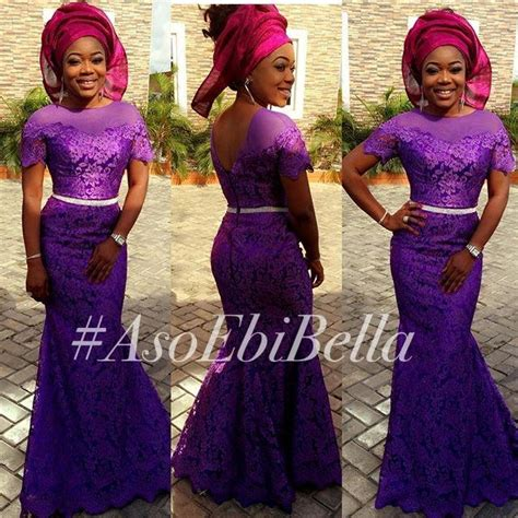 lace dress aso ebi style nigeria mint green bridesmaid dresses bellanaija wedding party