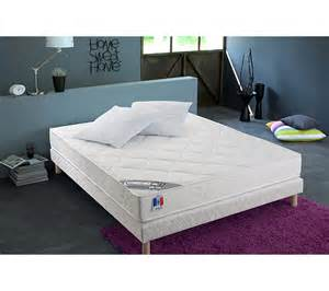 sommier 140x190 cm pieds melody sommiers but