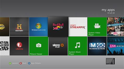 360 free app the best apps on the xbox craveonline
