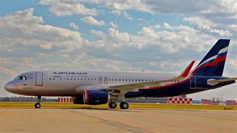 Cabin Plan by Aeroflot To Launch Moscow Gatwick Services Airports