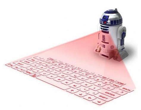 Keyboard Laser Wordlesstech R2 D2 Laser Keyboard