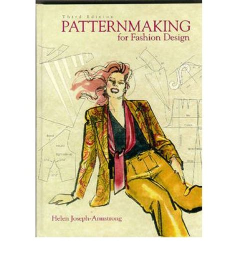 pattern making book by helen joseph armstrong pdf pattern making for fashion design