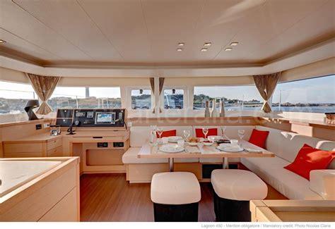 catamaran luxury interior luxury lagoon 450 catamaran ibiza and formentera