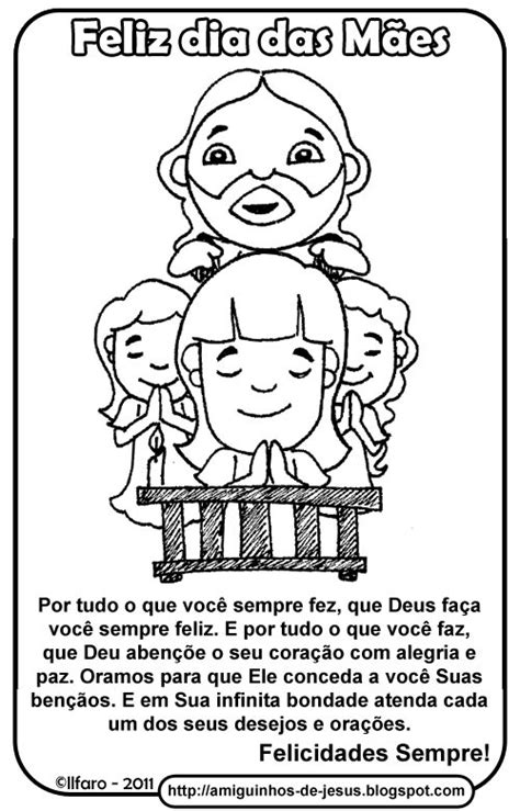 Parabéns Mãe ~ Amiguinhos de Deus